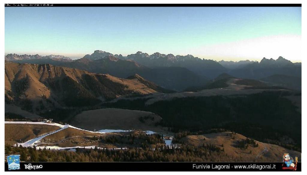 Le piste da sci in Trentino, a Natale 2016