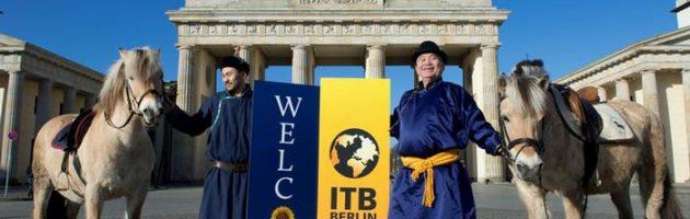 ITB2015 la promozione della Mongolia