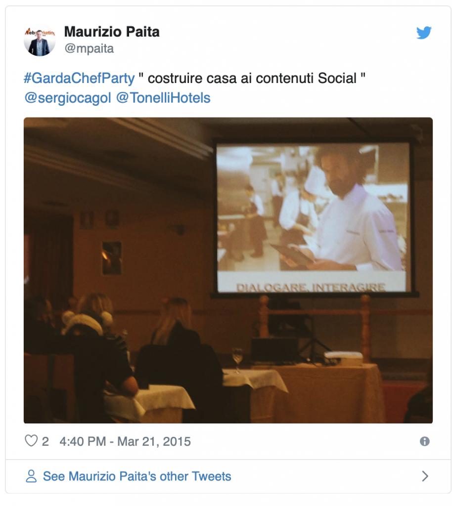 Maurizio Paita costruire casa ai contenuti social