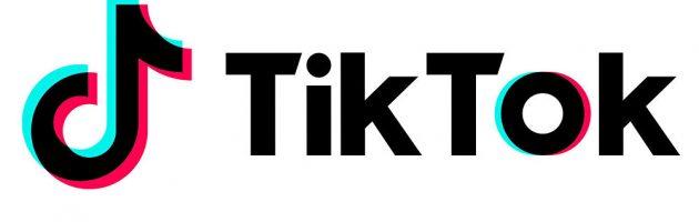 Il logo di Tiktok 1